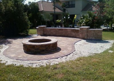 gallery for bradenton retaining walls