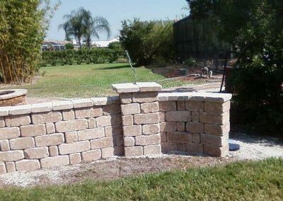 Bradenton Retaining Walls