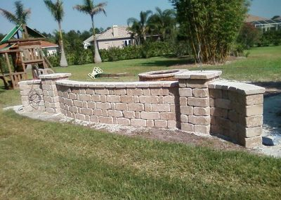 retaining walls in bradenton florida