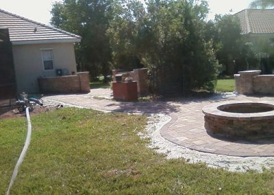 Bradenton FL Retaining Walls