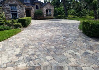 driveway pavers design