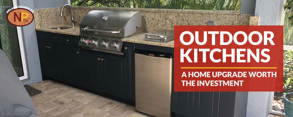Outdoor Kitchens: A Home Upgrade Worth the Investment